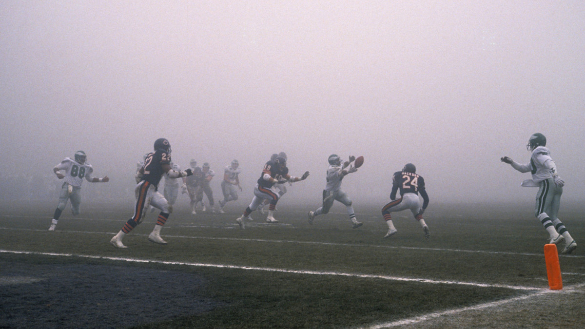 Fog Bowl: The Most Bizarre Game in NFL History