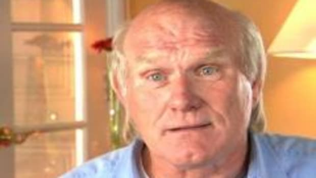 In this States video clip  Terry Bradshaw on Louisana: Terry Bradshaw talks about Hurricane Katrina. Terry Bradshaw is a former NFL Quarterback and Fox NFL Sunday Analyst. This video clip is courtesy of The History Channel.