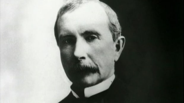 The Standard Oil Trust grew to become an industrial monster thanks to John D. Rockefeller's vision and drive.