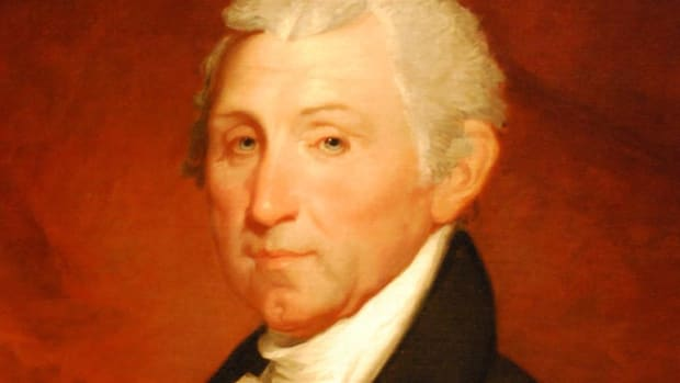 Follow the presidency of James Monroe, from the birth of the Monroe Doctrine to the controversy that marred his terms in office.