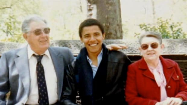 A look at the events of Barack Obama's childhood and youth that influenced and shaped him into the person he is today.
