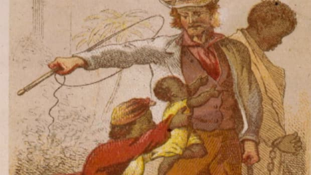 In 1619, the Dutch introduced the first captured Africans to America, planting the seeds of a slavery system that evolved into a nightmare of abuse and cruelty that would ultimately divide the nation.