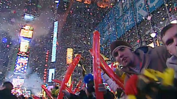 Ancient Babylonians first celebrated the new year over 4,000 years ago.