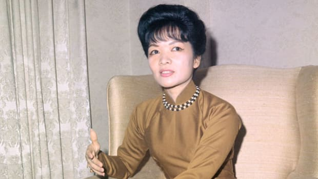 On November 2, 1963, South Vietnamese President Ngo Dinh Diem and his closest adviser, his brother Ngo Dinh Nhu, were killed in a U.S.-instigated military coup. Madame Ngo Dinh Nhu speaks out about the assassinations.