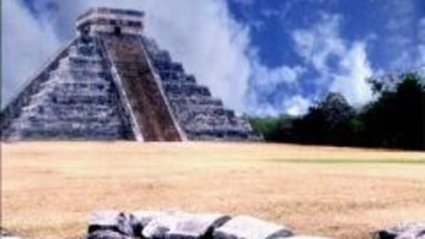 "In this clip from UFO Files, we get to learn a little about the ancient civilization of the Mayans. Learn how they were practically making runways that only can be seen from the sky. You need to check it out here. Some people agree that ""Gods"" came from the sky to give Earth technology. The Mayans storyboards show the same."