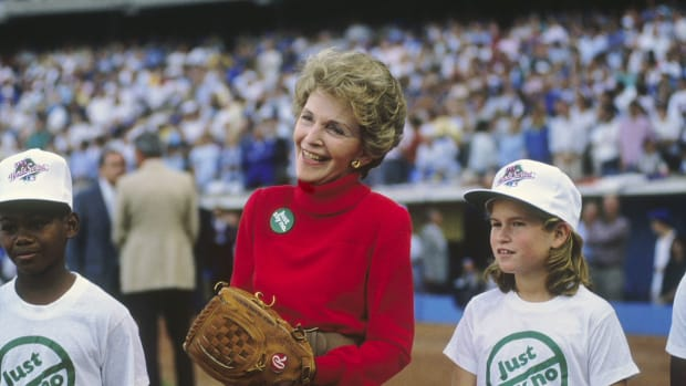 Learn about the life of Nancy Reagan, from her time in Hollywood to her role as First Lady and beyond, in this video.