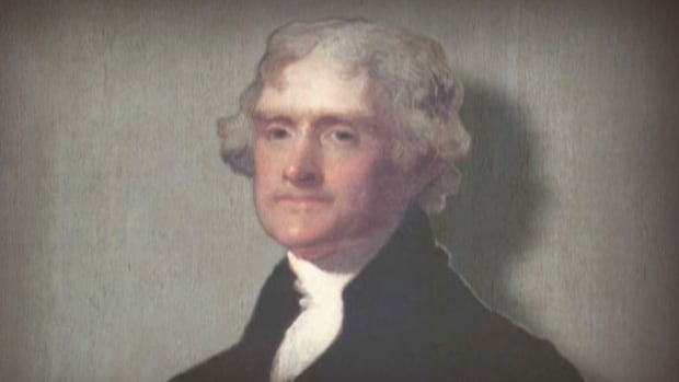 Thomas Jefferson pulls off the land deal of the millennium when he buys 800,000 square miles from the French, stretching from the Mississippi River to the Rocky Mountains