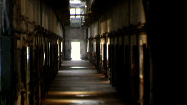 America's first prison, Eastern State Penitentiary in Philadelphia, became the model for all prisons. It was built in 1829 by the passive Quakers, who believed that solitary confinement was the best way to serve penance.