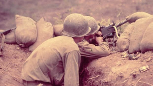 Veteran Sherman Pratt recalls the tough conditions during the Korean War.