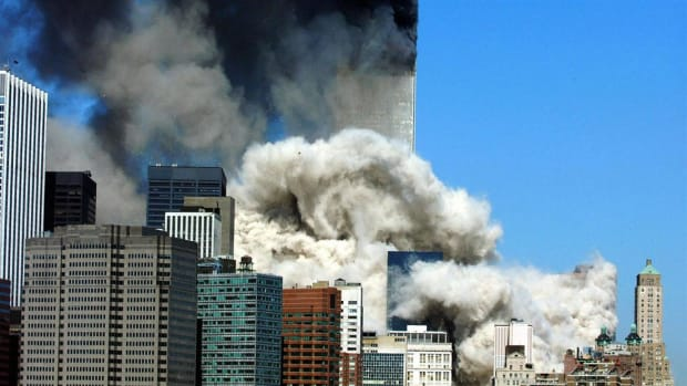 A timeline of the events on September 11, 2001.
