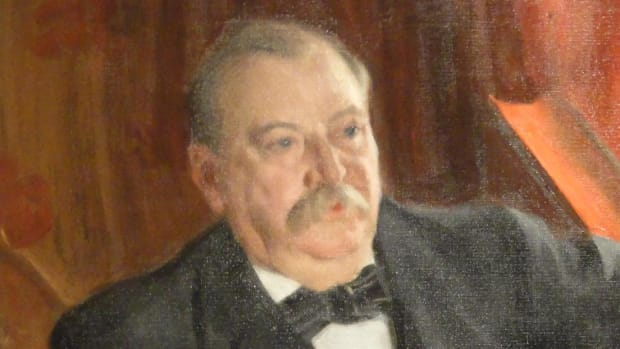 Discover how President Grover Cleveland's work in helping reform the McKinley tariff helped him win reelection and become the first U.S. President to serve two non-consecutive terms.
