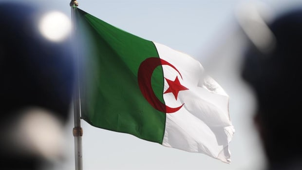 France is rocked by an Army coup in Algeria. Rioters attack the United States Information Agency and make demands.