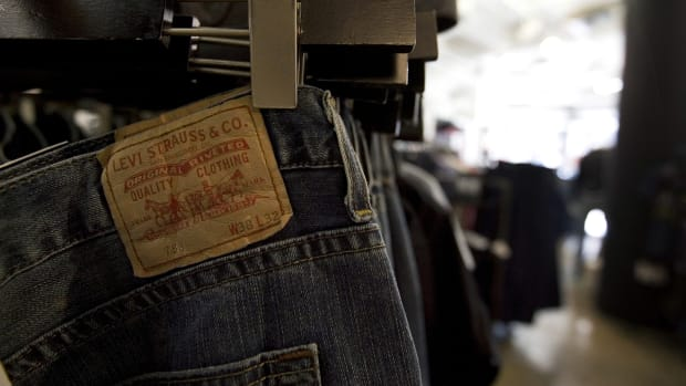 This Day in History - May 20, 1873, was the day Levi patented the first pair of blue jeans. Jeans were unique at the time because of the metal rivets that reinforced the stressed areas. Workers found jeans to be very practical and last longer than normal cloth pants.
