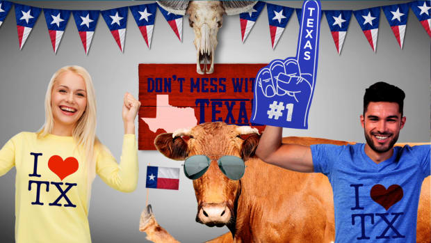 Texas is famous around the world for oil, cattle and state pride, but there's a lot more we bet you didn't know about the Lone Star state.