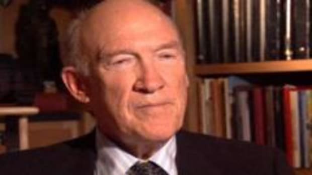 Alan Simpson, former U.S. Senator of Wyoming, answers this question and discusses the people and culture of Wyoming. It is a special state because of the people. They are involved in their state's activities and they are not bashful about expressing their opinions. Alan Simpson heard a lot of what the people thought while he was involved in the states politics. The population of Wyoming is 500,000 people and this might be the reason they are fierce with pride. Using their own words to summarize their culture Democracy is not a spectators sport.