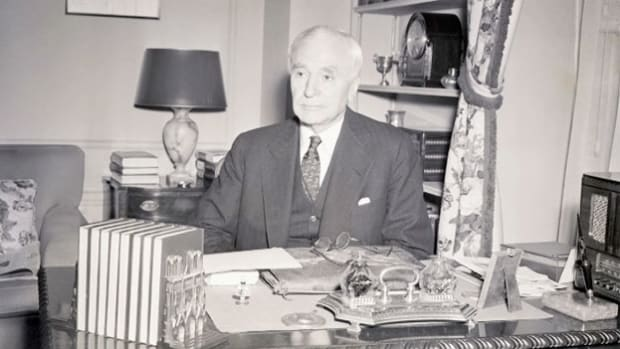 In his speech delivered July 23, 1942, Secretary of State Cordell Hull explains the aims of the United States in World War II.