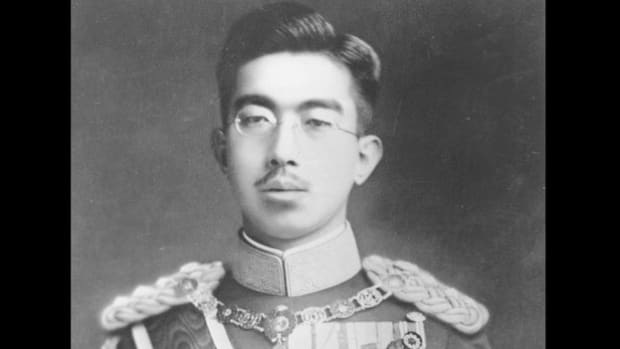 An NBC news report summarizes the events of August 15, 1945, when Emperor Hirohito of Japan announced that his country will accept unconditional surrender and called for a ceasefire that formally ended World War II.