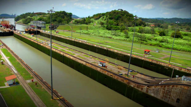 Hailed as one of the great achievements of the 20th Century, the Panama Canal connects 160 countries and 1,700 ports around the world.