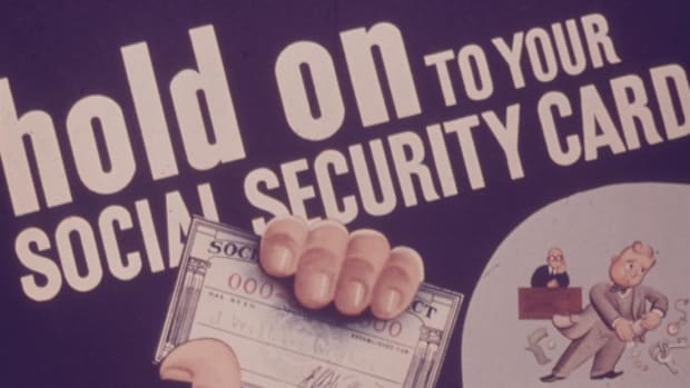 Social Security Act - HISTORY