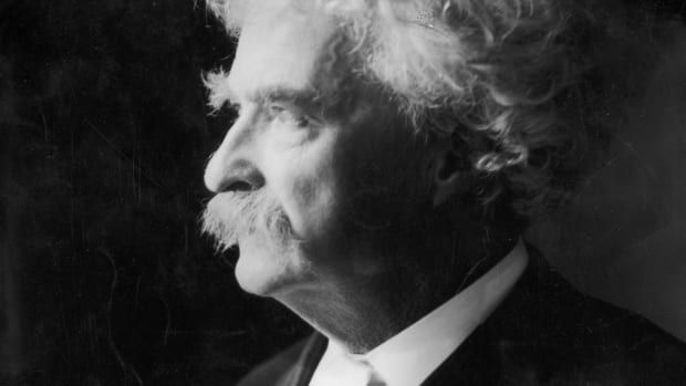 "Samuel Clemens, aka Mark Twain, was cemented as a premier writer of late 19th century America with his works ""The Adventures of Tom Sawyer"" and ""Adventures of Huckleberry Finn."" Find out more about his life and writing in this video."