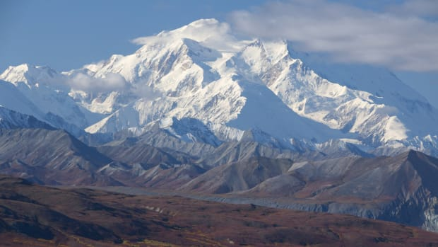 This Day in History - June 7, 1913, Hudson Stuck successfully climbed to the summit of Mount McKinley, the largest peak on U.S. soil. It took him 7 1/2 weeks to make the 20,000 feet journey to the top.