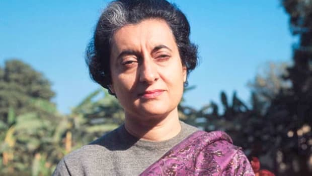 India's first female prime minister, Indira Gandhi, talks about how best to deal with a changing world.