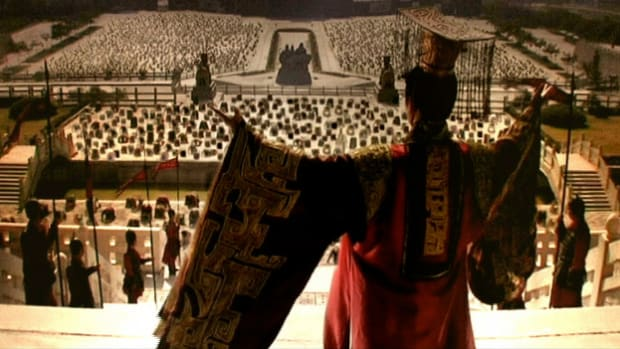 The first Chinese emperor Qin Shi Huang tried numerous methods to attain immortality.