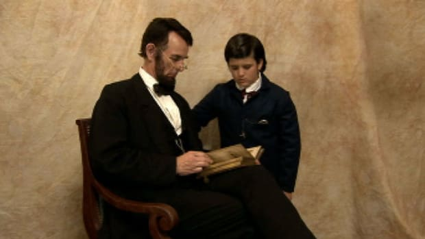 Abraham Lincoln was an unlikely family man, but marriage and fatherhood helped him lead the nation through crisis.