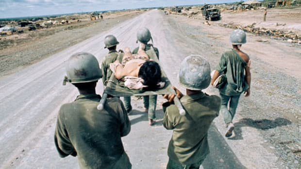 A mid-battle war report describes the frustration of South Vietnamese forces as they struggle to take control of Highway 13, the main artery into the city of An Loc, in April 1972.