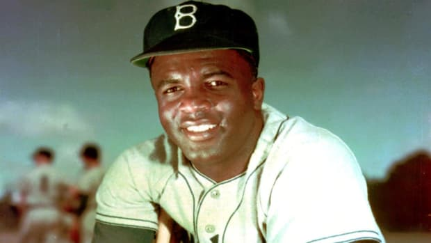 Jackie Robinson's accomplishments on and off the field opens doors for all African Americans.