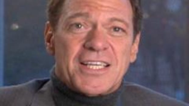 In this American History video, brought to you by the History Channel, Joe Piscopo talks about growing up in an Italian-American community in New Jersey and what the state means to him. He talks about how Jersey gets no respect and how the state keeps a person grounded.