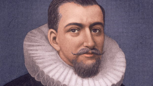 English explorer Henry Hudson was determined to find the Northwest Passage via the Arctic Circle - even after his crew mutinied. Learn more about his lifelong search in this video.