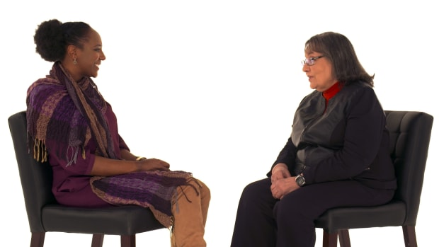 Diane Nash and Bree Newsome discuss past and present forms of civil rights activism in honor of Black History Month.