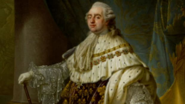 King Louis XVI and the French nobility face a revolution of the Third Estate.