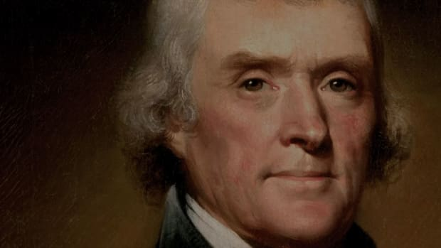 Over the course of his life, Thomas Jefferson developed a list of ideas for those wishing to be on their best personal behavior. A Dozen Canons of Conduct in Life, is a list he sent to his granddaughter, Cornelia Jefferson Randolph.