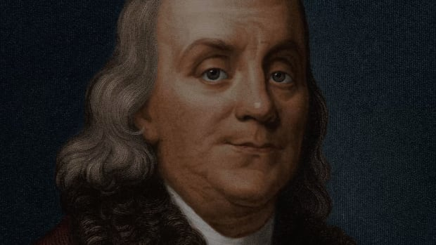 From 1732 until 1758, Benjamin Franklin published Poor Richard's Almanac, which featured a collection of Franklin's thoughts and proverbs. In 1758, he collected the best advice into an essay titled The Way to Wealth.
