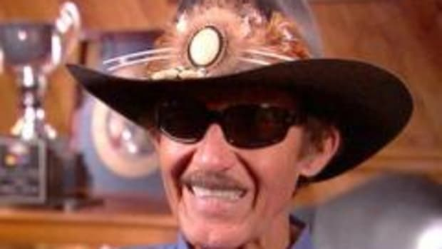In this American History video, brought to you by the History Channel, famous racecar driver Richard Petty talks about how racecar driving has always been a hobby of his and how it is great that he gets paid for it now and is able to travel all over the world.