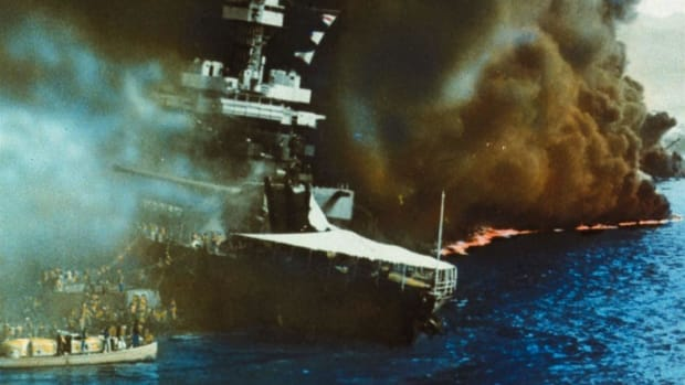 A look back at the day the Imperial Japanese Navy conducted a surprise military strike against the United States naval base in Hawaii.