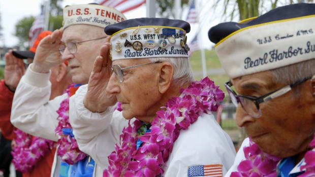 In honor of Veterans Day, survivors of the 1941 Pearl Harbor attacks share their insight on war, sacrifice, and remembering their fallen comrades.