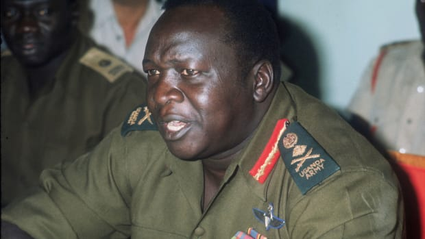 Ugandan president Idi Amin Dada was a violent dictator whose regime was responsible for some of the worst atrocities in his country's history. Find out more about his brutal reign in this video.