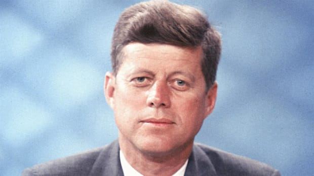 During the election of 1960, presidential candidate John F. Kennedy had to overcome  public concern that he might be overly influenced by his Catholic faith and the pope.