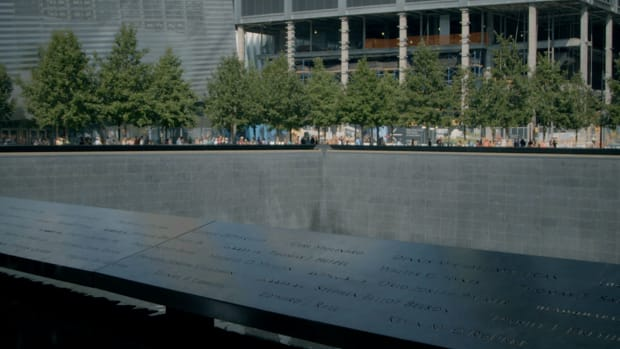 Fifteen years later, volunteers from the 9/11 Tribute Center describe how the events of September 11, 2001 changed their lives.