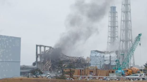 A March 31, 2011, United Nations radio report discusses the concern and fear over radiation leaking as a result of a meltdown at the Fukushima nuclear power plant, which was severely damaged in the 9.0 earthquake and tsunami that hit Japan on March 11.