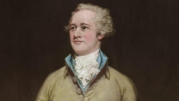 Alexander Hamilton's support of Thomas Jefferson over Aaron Burr in the 1800 U.S. presidential election eventually led to his own demise. Find out more about the first Secretary of the Treasury in this video.