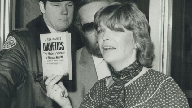 This Day in History - May 8, 1950, was the day that the book of Dianetics was first published. This book held the theory that unconscious memories could be erased through proper therapy and treatment by the church of Scientology. To find out more, check out this video.