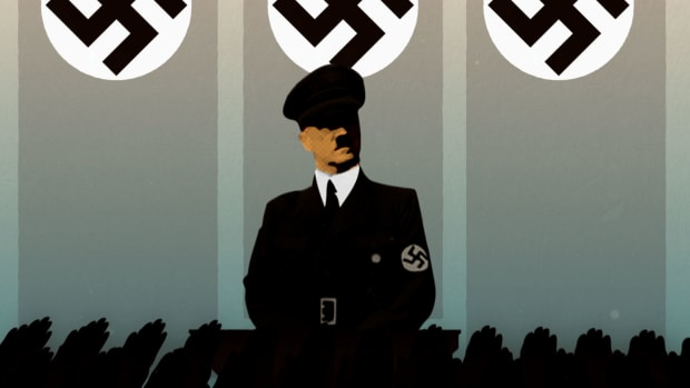 Take a look at key events that led to the Nazi party's rise to power in Germany.