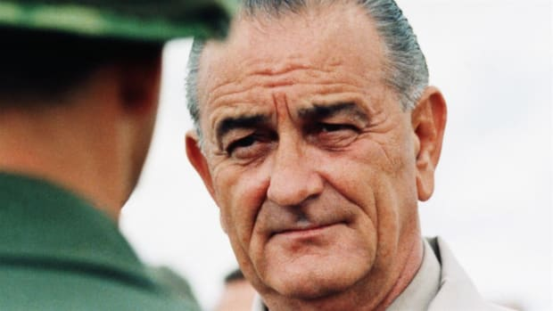 Lyndon B. Johnson was sworn in as president on Air Force One the day after the assassination of John F. Kennedy. He became the 36th President of the United States. His unique approach to leadership took some in the White House by surprise.