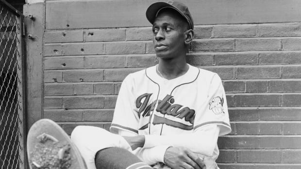 Satchel Paige originally from the Negro Baseball League is named to the Baseball Hall of Fame, first Davis Cup tennis tournament is played, the Boeing 727 jet flies, and Princess Margaret dies in This Day in History video. The date is February 9th. Satchel Paige played for 22 years in the Negro League.