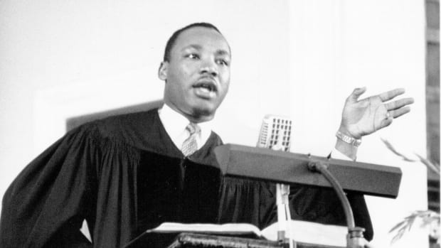 From 1954 until 1960, Martin Luther King Jr. was the pastor of the Dexter Avenue King Memorial Baptist Church, the only church where MLK pastored and the site where he began his Civil Rights activism.