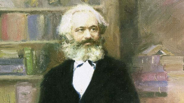 "Karl Marx grew from philospher and economist to social activist as co-author of the ""The Communist Manifesto."" Learn more about the reach and influence of his theories in this video."